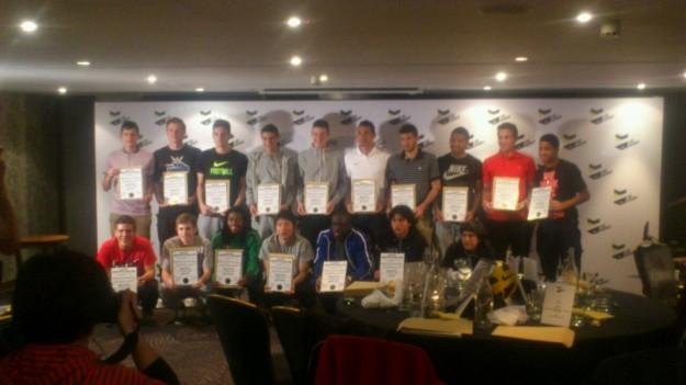 Participant awards