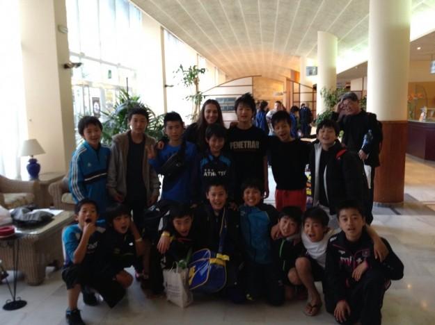 U-13 Hotel departure 5