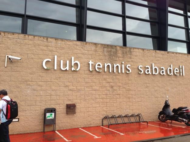 サバデルテニスクラブ1